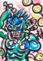 3雷神(らいじん、いかづちのかみ)