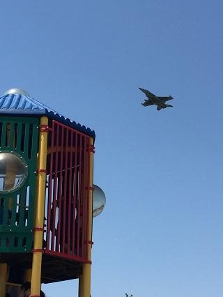 大和ゆとりの森F/A-18