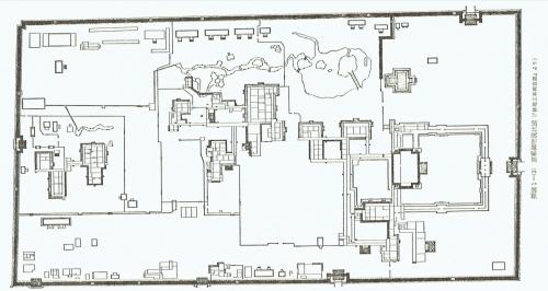 一部復原・現在の京都御所