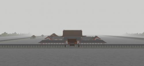 さらに霧が晴れる