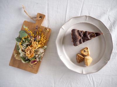 バナナチョコレート・タルト