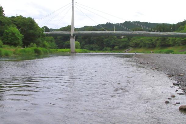 釜ヶ淵公園水遊び00057077