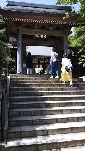 6/8 成就院 鎌倉