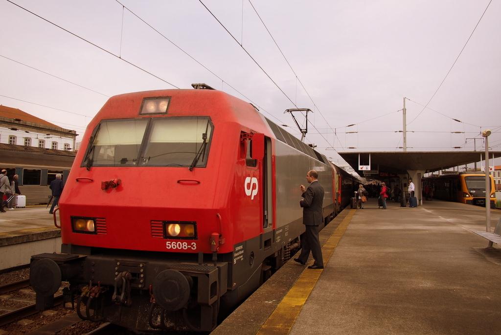 ■ ポルトガル鉄道でCoimbraへ