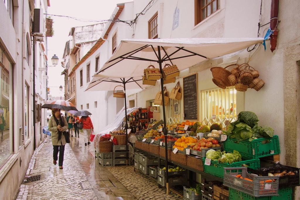 ■ Coimbraの街