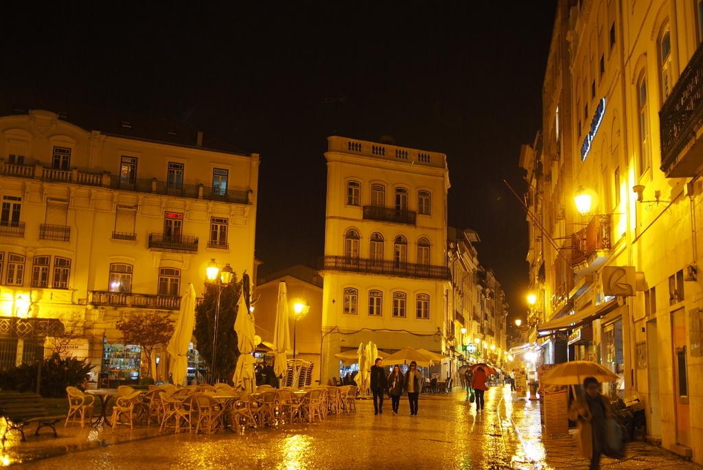 ■ Restaurante Praca Velha / Coimbra