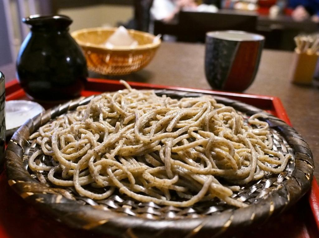 ■ 唐変木 蕎麦
