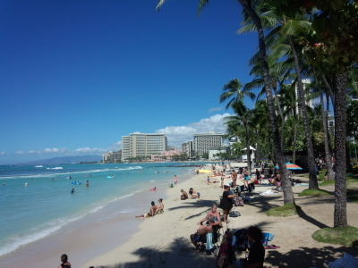 ハワイ自転車事情