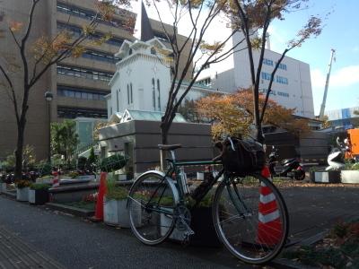横浜紅葉巡り
