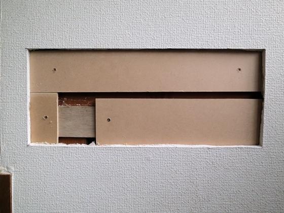 階段壁補修5