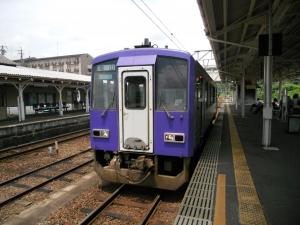 1班関西線車両