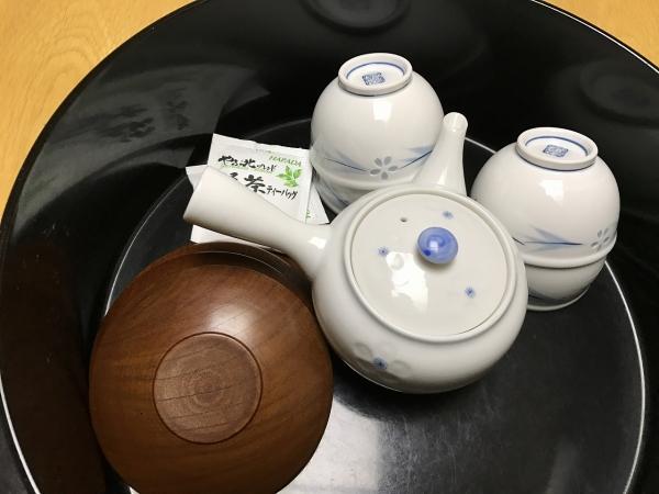 リフレッツ大山 宿泊・夕食・朝食 (6)