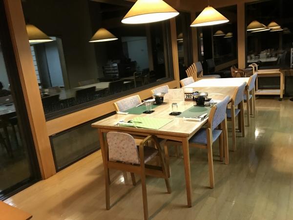 リフレッツ大山 宿泊・夕食・朝食 (13)