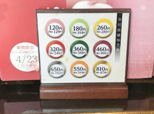 にぎり長次郎 奈良壱分店 (10)-2