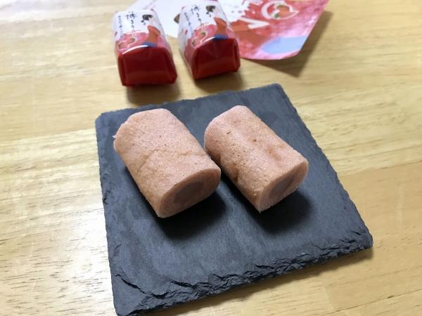 博多の女 あまおう苺ミルク味 (7)