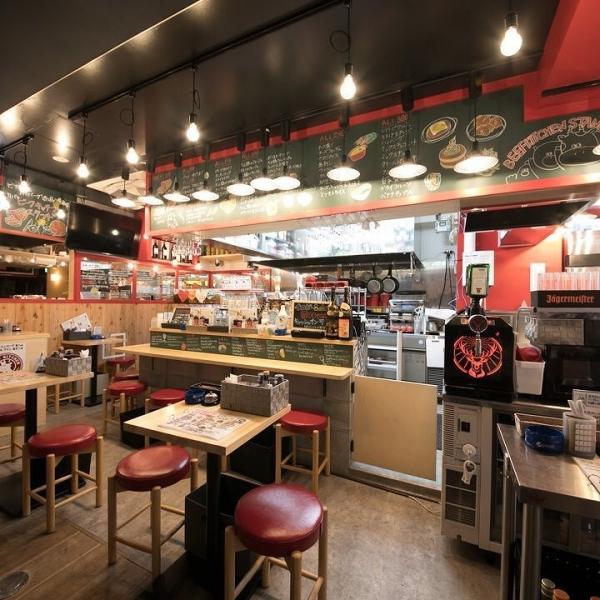 ビーフキッチンスタンド 歌舞伎町店(BEEF KITCHEN STAND) (7)