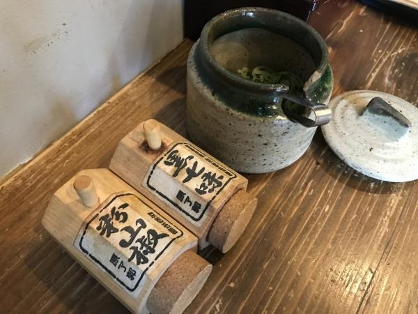和食 縁 蕎麦切り (8)