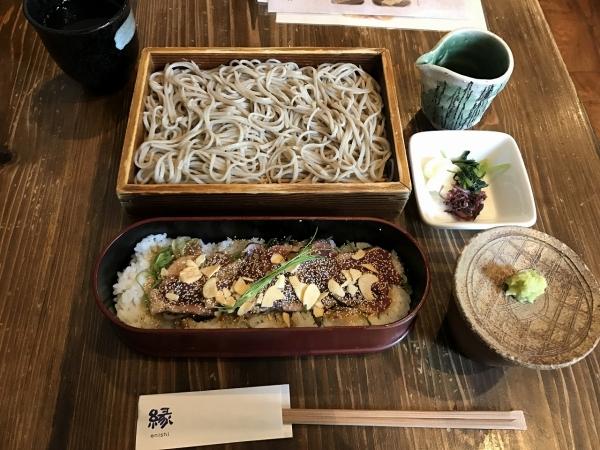 和食 縁 蕎麦切り (11)