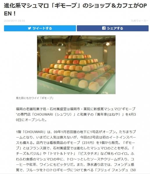 ブールミッシュ ギモーヴ10個入り (11)