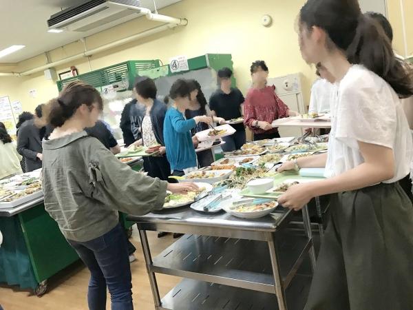 KOTO KOTO Kitchen コトコトキッチン(奈良女子大学生協食堂) (13)