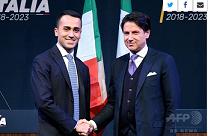 20180522イタリア新首相