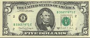 20180702FRB発行5ドル紙幣