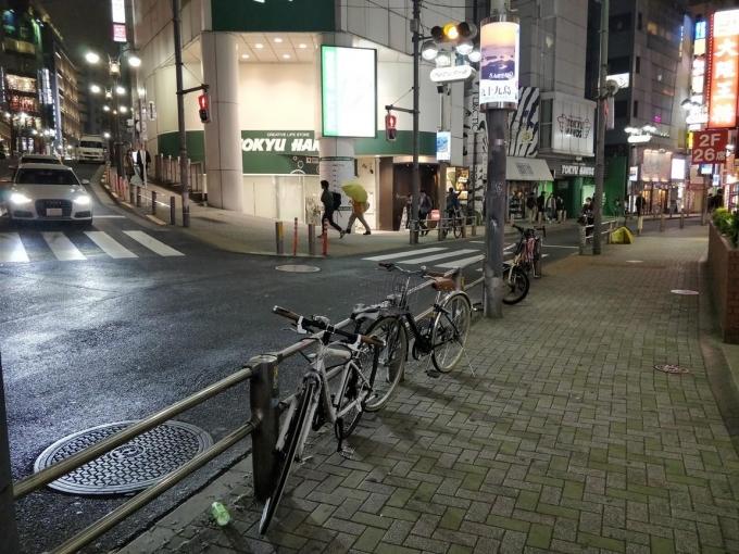 ハンズ渋谷店_外観R