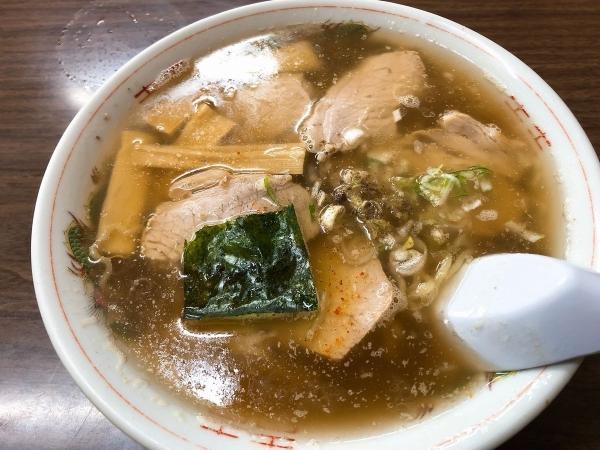 2018-04-14 小政チャーシュー麺