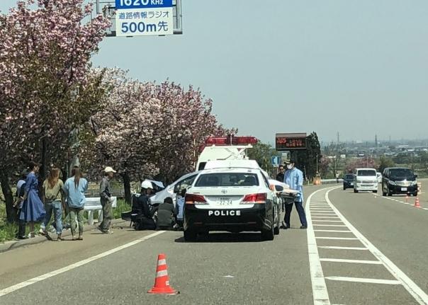 2018-04-22 交通事故
