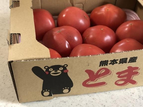 2018-04-30 トマト1箱299円