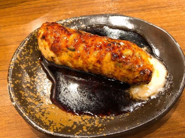 2018-07-05 鶏チーズ