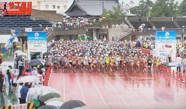 2018-07-12 函館マラソン