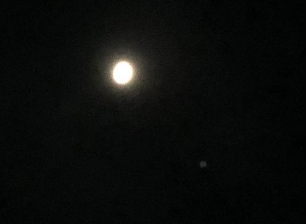2018-07-21 月と木星が接近