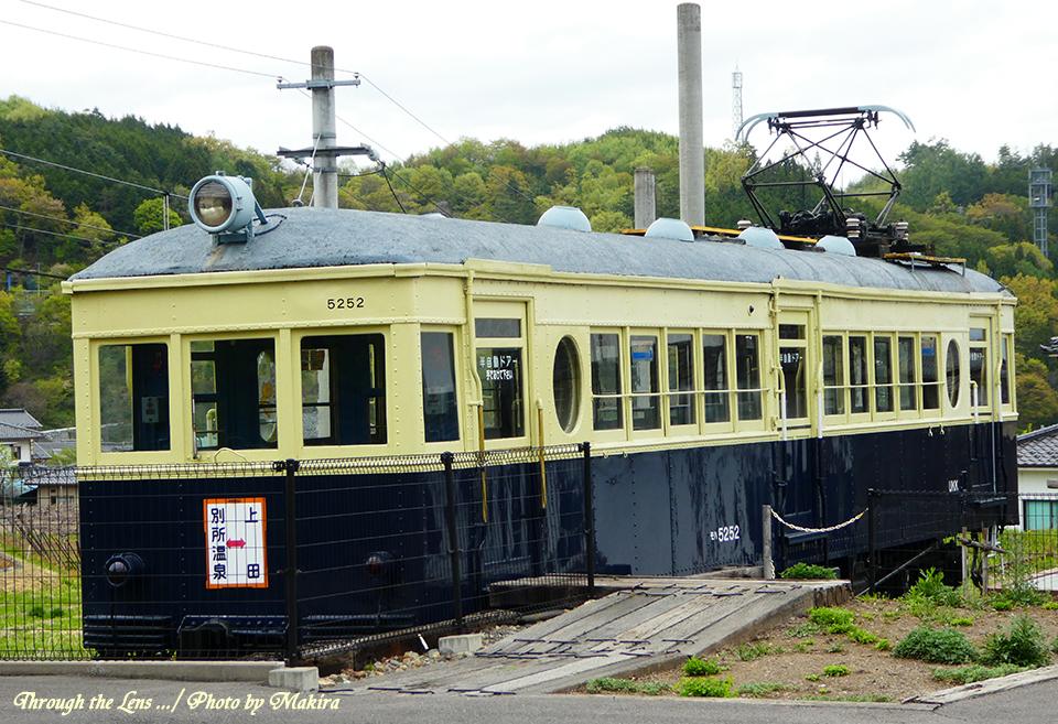 丸窓電車TZ2
