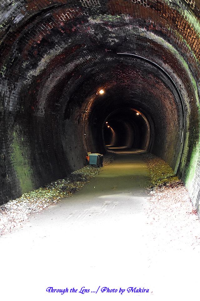 碓氷第三橋梁上・アプトの道・トンネル56D3