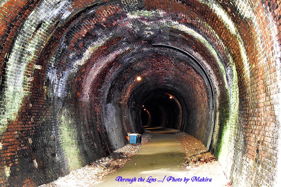 碓氷第三橋梁上・アプトの道・トンネル56D4