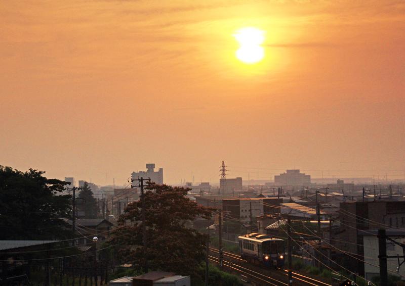 直江津駅始発