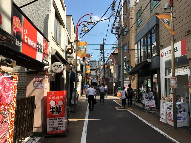 灼熱の高温が続く東京2@2018年7月10日 by占いとか魔術とか所蔵画像