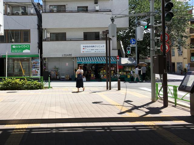 灼熱の高温が続く東京3@2018年7月10日 by占いとか魔術とか所蔵画像
