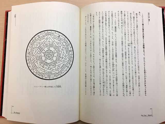 神秘主義と魔術アレイスター・クローリー3 by占いとか魔術とか所蔵画像