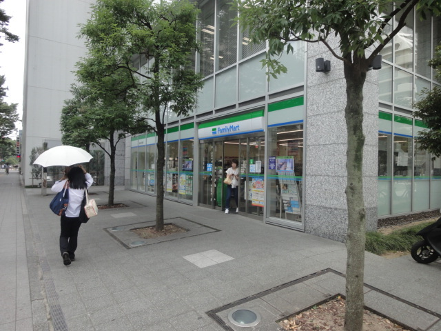 Family Mart仙台二日町店