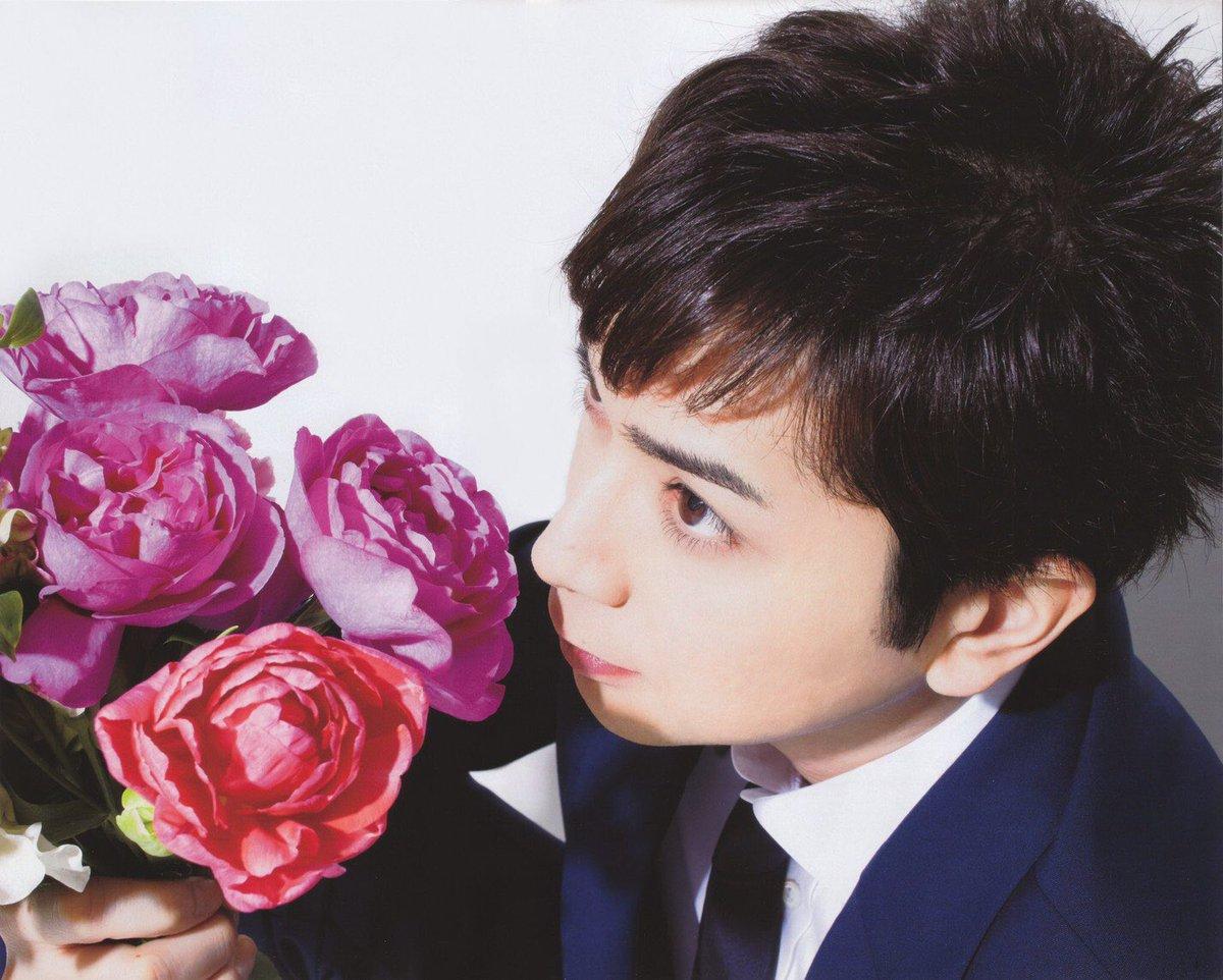 松本潤 2018 薔薇