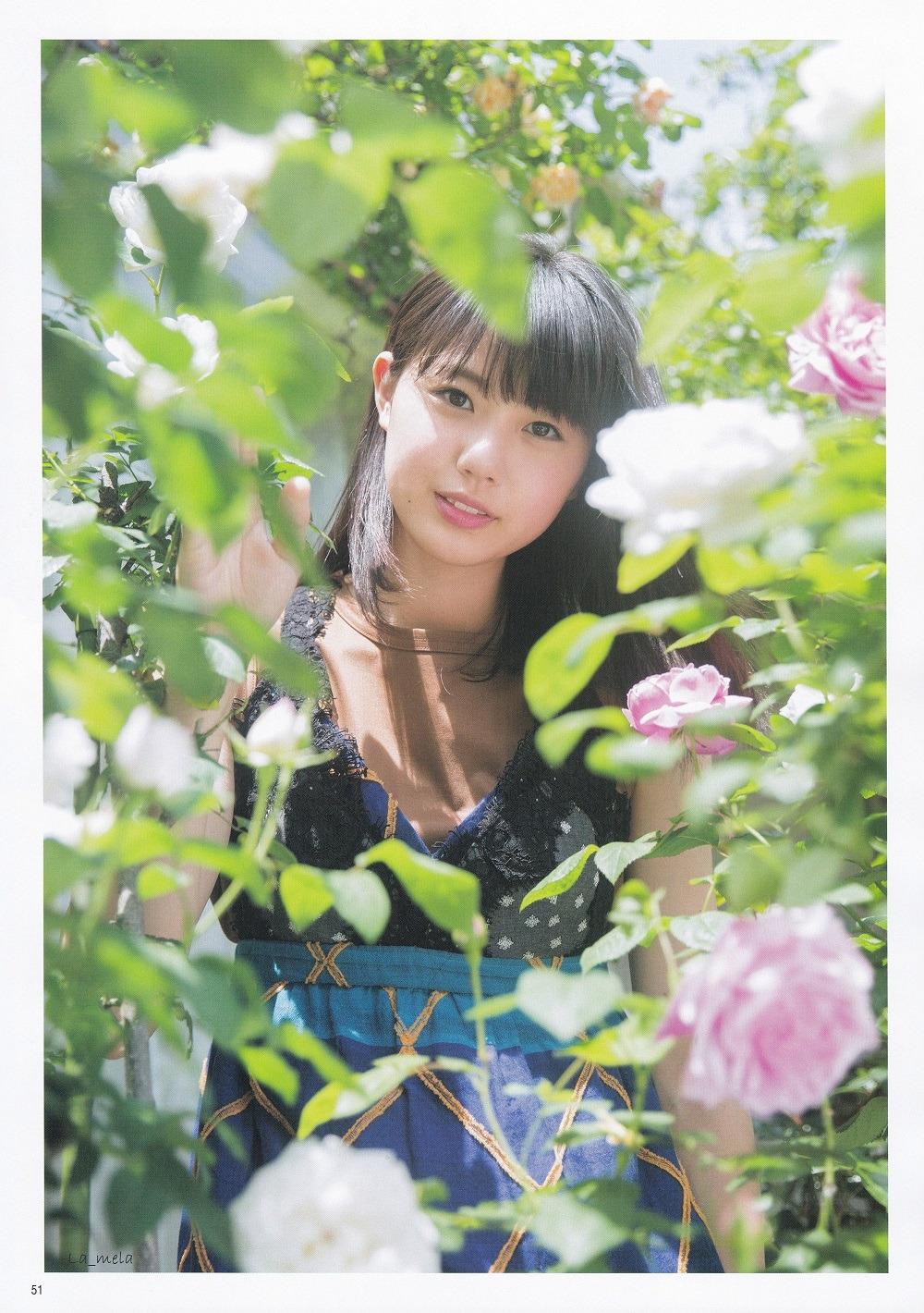 瀧野由美子  2018薔薇