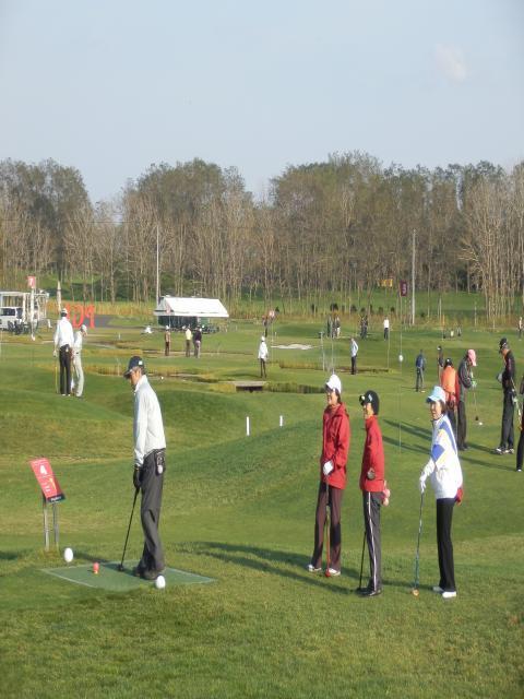 楽しいパークゴルフ