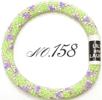 リリーアンドローラのメンズ&レディースブレスレットNO158「メンズ&レディース」