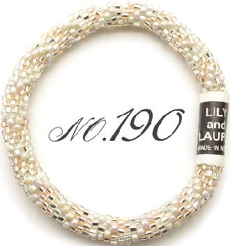 リリーアンドローラのメンズ&レディースブレスレットNO190「メンズ&レディース」