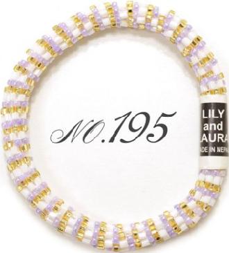リリーアンドローラのメンズ&レディースブレスレットNO195「メンズ&レディース」