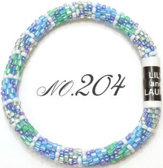 リリーアンドローラのメンズ&レディースブレスレットNO204「メンズ&レディース」