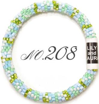 リリーアンドローラのメンズ&レディースブレスレットNO208「メンズ&レディース」