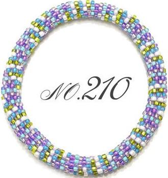 リリーアンドローラのメンズ&レディースブレスレットNO210「メンズ&レディース」